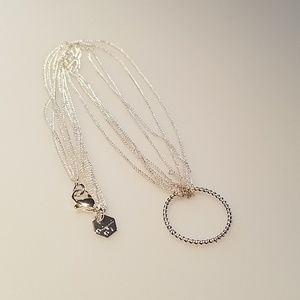 Origami Owl Dream Catcher Necklace